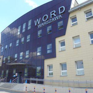 Odziały WORD w Polsce